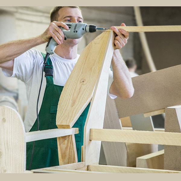 Каркас – Натуральная древесина
